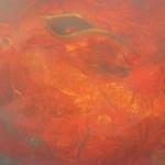 ohne Titel, Öl auf Hartfaser, ca. 95x60, 1997