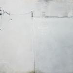 ohne Titel, Mischtechnik auf Leinwand, 80x60, 2017