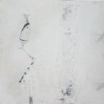 ohne Titel, Mischtechnik auf Leinwand, 60x40, 2019