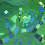 Ohne Titel, Öl auf Hartfaser, 69x49, 2003