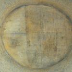 Ohne Titel, Mischtechnik auf Leinwand,ca. 60x60, 2012