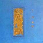 Ohne Titel, Mischtechnik auf Leinwand, 50x40, 2013