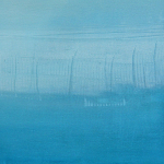 Ohne Titel, Mischtechnik auf Leinwand,40x50, 2013